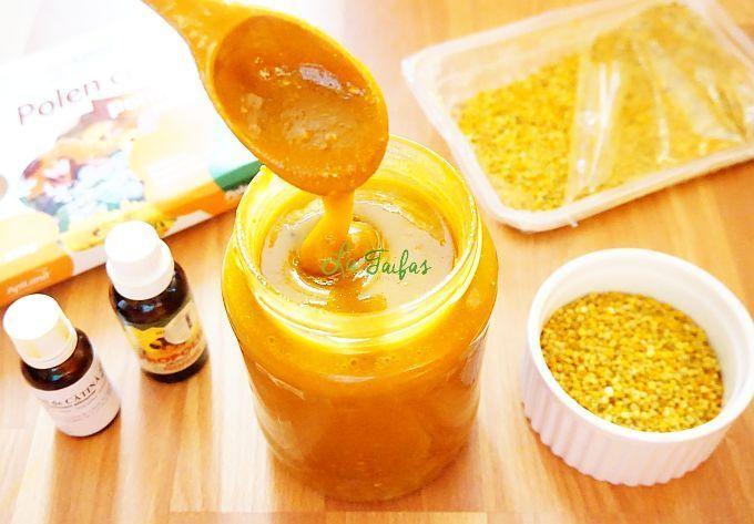 """Acest """"medicament"""" este pe cât de sănătos, pe atât de dulce și aromat. Se găsește gata făcut la magazinele apicole, însă îl putem prepara foarte ușor acasă."""