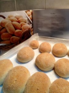 Ok, so, I tried pandesal again for the nth time. But before in doing so, I have searched the internet for other pandesal recipe and try to find out more. So, again, prepared the ingredients and fol…