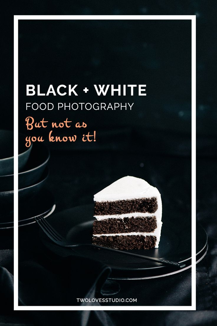 Two Loves Studio   Black + White Food Photography But Not As You Know It
