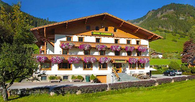 Hotel Alpenhof im Salzburger Land: 5 Tage Sport und Wellness inmitten traumhafter Natur