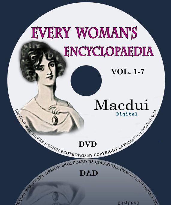 Every Womans Encyclopaedia Vol.1234567 PDF 7 by MacduiDigital