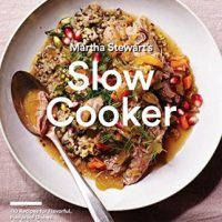 Martha Stewart's Slow Cooker: 110 Recipes by Editors of Martha Stewart Living, EPUB, 0307954684, cookingebooks.info