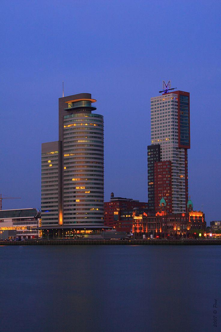 Hotel New York Kop van Zuid Rotterdam