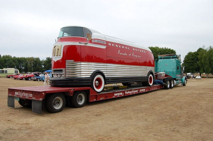 1950 gm futurliner parade of progress tour bus cu the space age pinterest cars. Black Bedroom Furniture Sets. Home Design Ideas