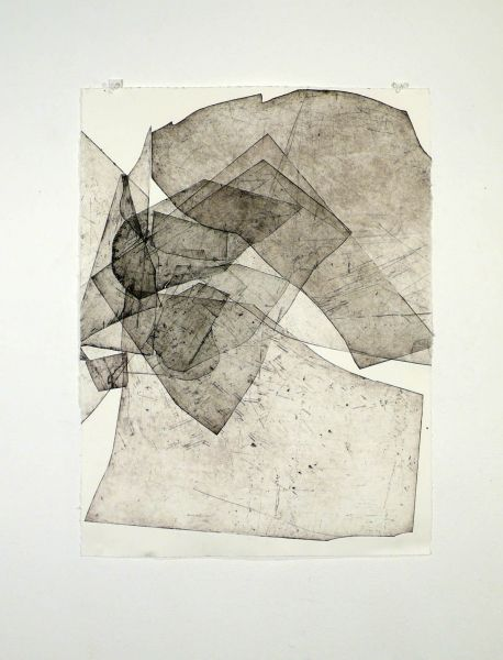 Eben Goff: Wall Art, Patterns Art, Inspiration, Architecture Drawings, Eben Goff, Art Drawings, Abstract Drawings, Batholith Etchings, Tissue Paper
