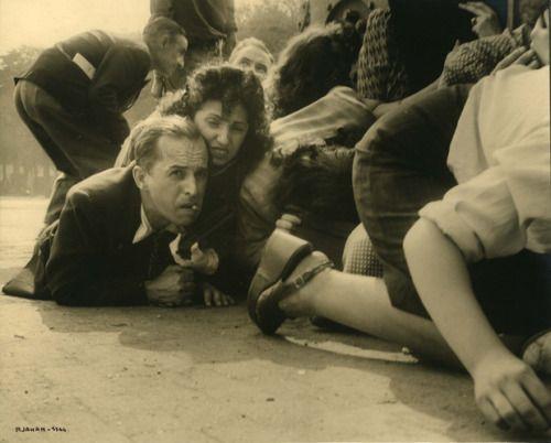 Pierre Jahan, Liberation of Paris, August 1944