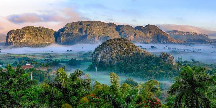 15 lugares impresionante en distintas pares del mundo: desde Cuba hasta Islandia que no podrás creer que son reales. Las maravillas naturales del mundo.