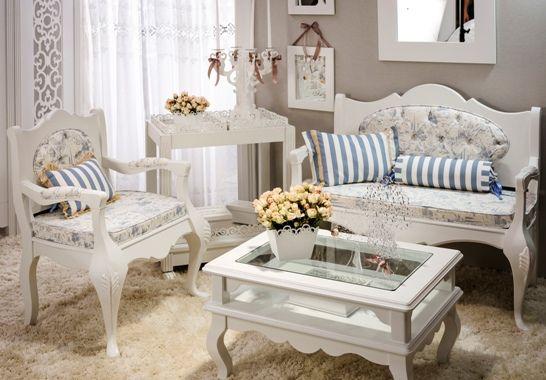 Sala de tv estilo proven al pesquisa google estilo - Provence mobiliario ...