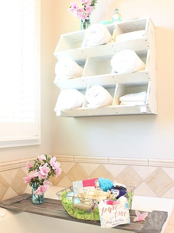 Easy pallet project - Pallet tub tray - easy do it yourself