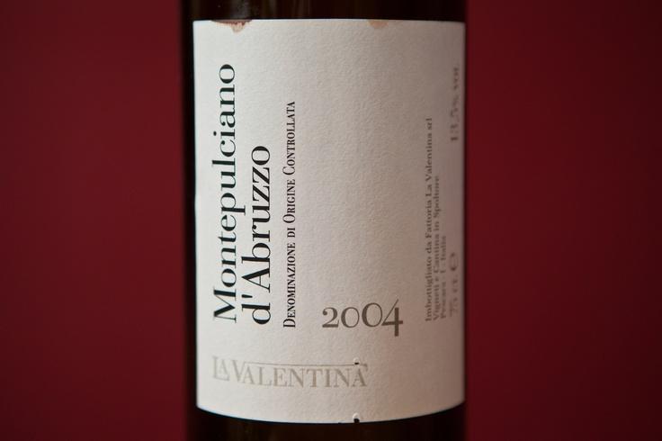 La Valentina Montelpuciano d' Abruzzo
