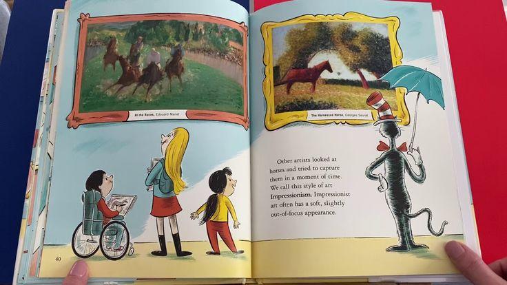 Dr seusss horse museum read aloud read aloud abc book