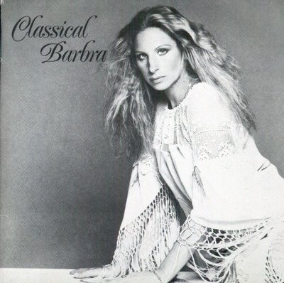 Classical Barbra - in German, French, Latin, Italian and English.
