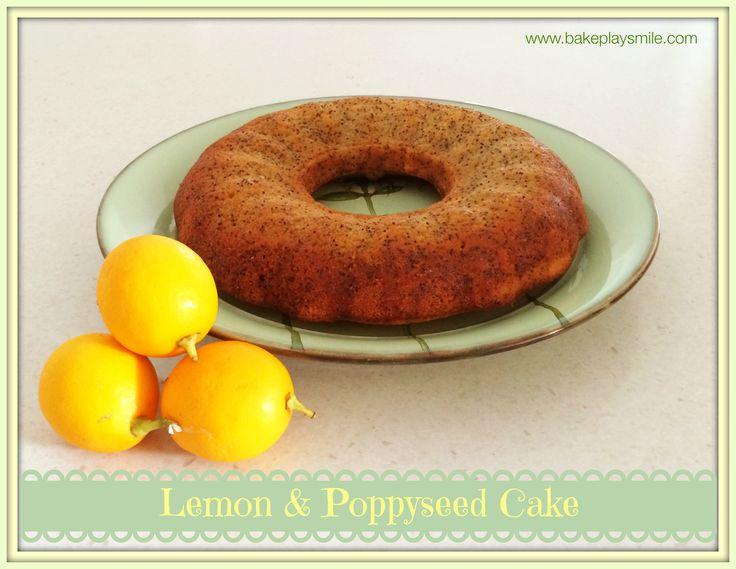 Lemon Cake Recipes Pinterest