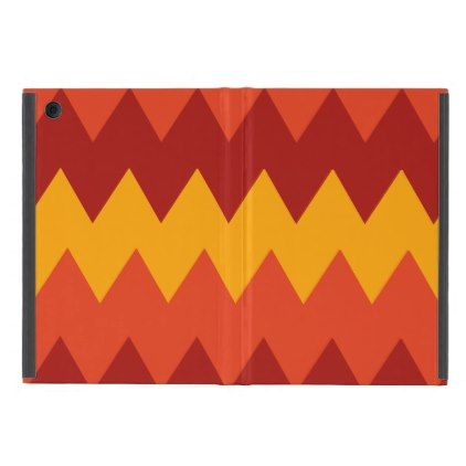 Colorful Indian Rug Pattern iPad Mini Case - #customizable create your own personalize diy