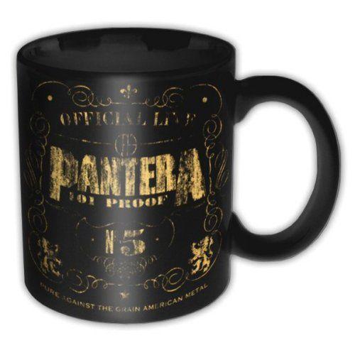 Pantera Boxed Mug: Proof Wholesale Ref:PANTMUG04