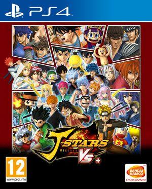 """J-Stars Victory Vs+ Il gioco definitivo per i fan di Manga & Anime arriva in Europa!  Per i 45 anni del magazine """"Shonen JUMP"""" e il 20esimo compleanno della rivista """"V JUMP"""" prende vita un fighting game mai visto prima. Fan e giocatori potranno giocare con i loro personaggi di Anime e Manga preferiti, e progredire nel Mondo JUMP in diverse ambientazioni, rivivendo momenti memorabili di One Piece, Naruto, Bleach, Dragon Ball Z e tanti altri."""