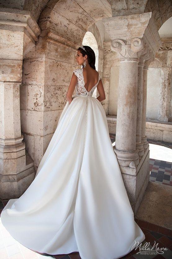 tendência moda 2016 vestido renda noiva vestido de noiva