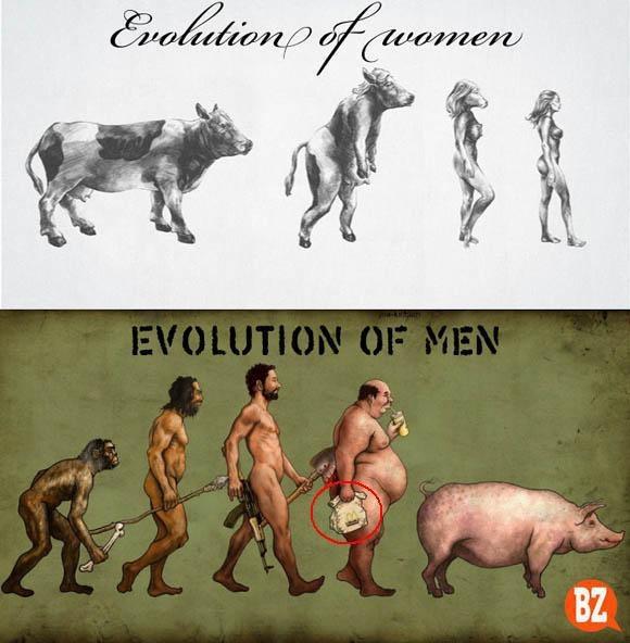Men are pigs! Ha!!!