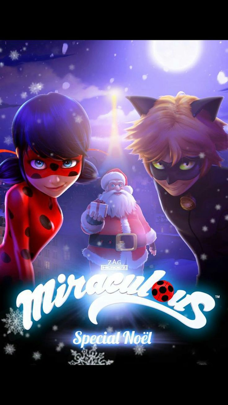 Miraculous Ladybug movie - Special Christmas 🎄