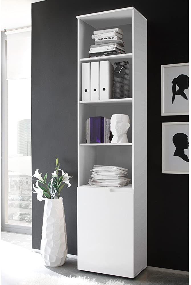 Mobelando Regal Aktenregal Bucherregal Holzregal Buroregal Mehrzweckregal Suzette Ii Geschenksachen Geschenkideen Mobel Mobel Tall Cabinet Storage Bathroom Medicine Cabinet Cabinet