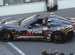 Quadriplegic Sam Schmidt completes ceremonial Indy 500 qualification lap