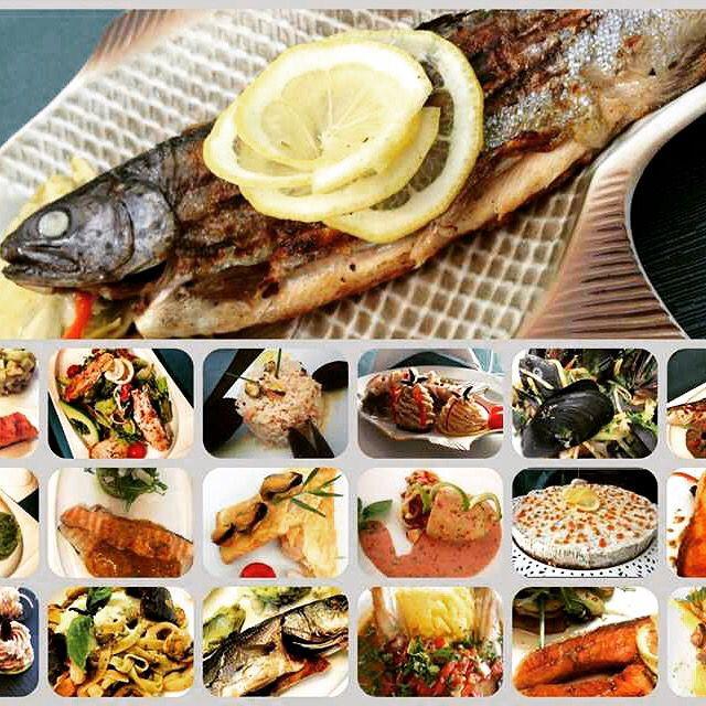 We prepare fish equisite