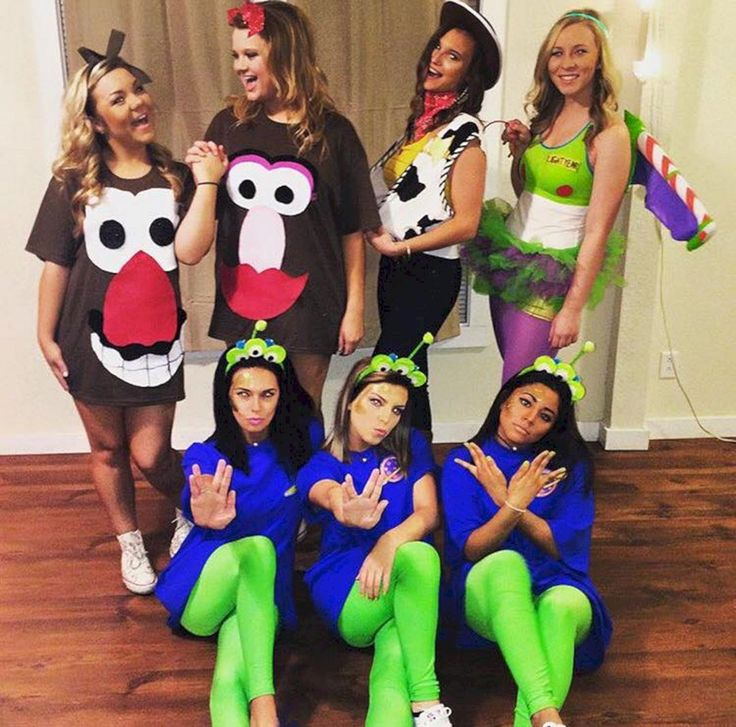 58 Beautiful Group Costume Ideas For Sexy Teens https://montenr.com/58-beautiful-group-costume-ideas-for-sexy-teens/