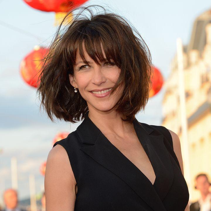 Look beauté du jour : Sophie Marceau