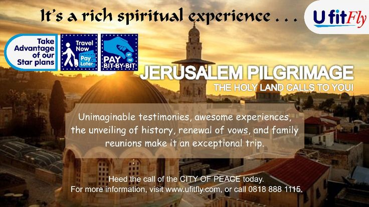 UNFOLD THE MYSTERIES!  Visiting @Jerusalem sheds #light on the #mysteries of #Scripture, adding untold meaning and #fresh perspective to the tenets of #Christianity. We invite you to become a #pilgrim to the #Land of #Peace this #beautiful #summer #season and #experience the #living #testimonies of the #silent #witnesses – the #Garden of @Gethsemane, the @Mount of Olives, @Christ'sTomb, the @WailingWall, the @JewishQuarter, the #Church of the @HolySepulcher and other awe-inspiring places…