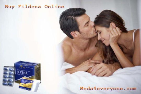 Take Fildena(Sildenafil Citrate) Pills to revive Energy in Dull Romance and Love Life