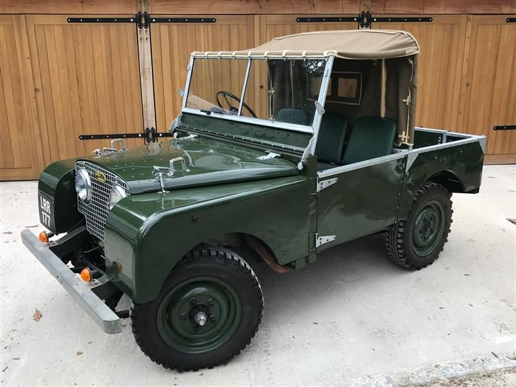 Used 1950 Land Rover Other Models For Sale In Essex Pistonheads With Images Small Luxury Cars Land Rover Mercedes Benz Classic