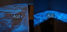 Glow Stone Dust | Glow Rock | Glowing Concrete | Ambient Glow Technology
