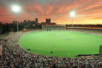 Adelaide Oval, Possible the Most Scenic Sports Ground in the World