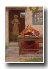 The Canterbury Tales 20: The Pardoner's Tale Questions and Answers