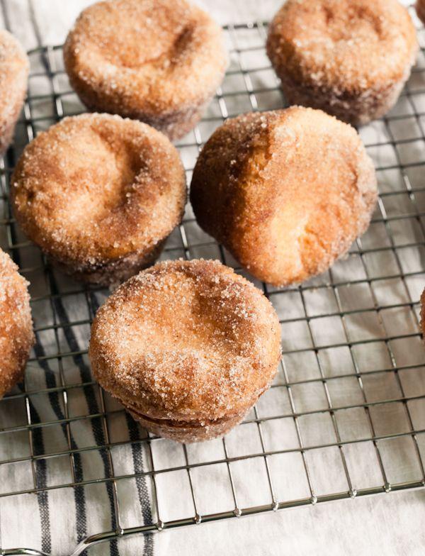 cinnamon-sugar popovers