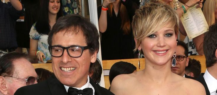 "Jennifer Lawrence insists David O. Russell is one of her ""closest friends.""  The 24-year-old actress has hit back at rumours she got into a heated argument with the director on the set of their upcoming movie, Joy, in Boston on Tuesday."