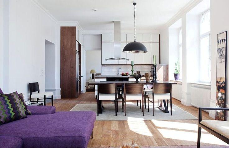 cool Small apartment decor idea