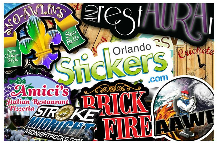 Stickers not only be used to decorate your laptop or use as a gadget but also used to promote your business your firm and your brand stickers