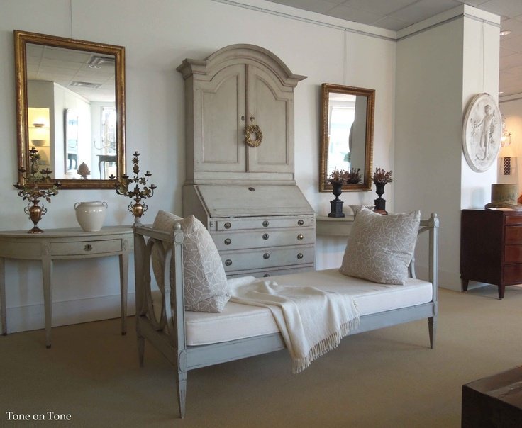 Tone On Tone Color 100 best gustavian style images on pinterest   swedish style