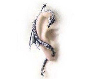 Game Of thrones inspiré Dragon Ear Cuff Wrap boucle d'oreille ///Z008