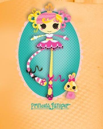 Lala-oopsie Princess Juniper.