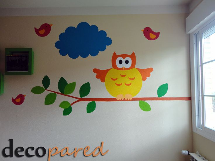 117 best images about murales infantiles on pinterest for Murales para pared