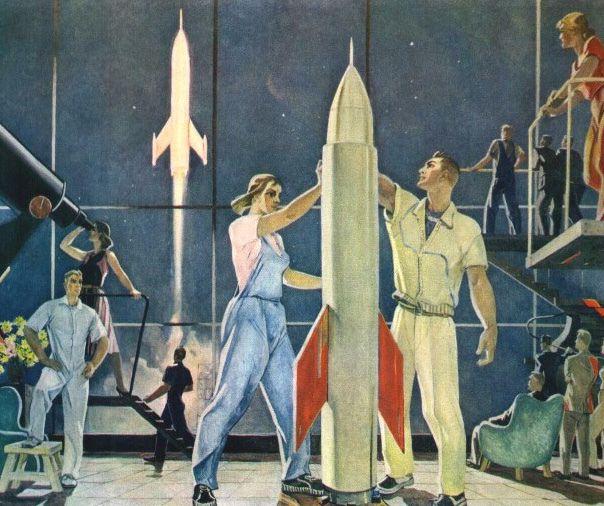 1961: The Sky of Alexander Deineka