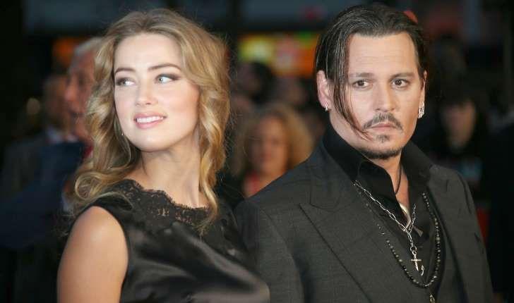 Amber Heard y Johnny Depp se separan