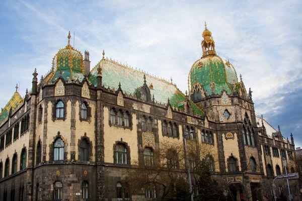 Iparművészeti Múzeum - Budapest Múzeumok - Múzeum Budapesten