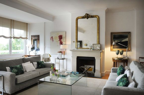 Un piso en Madrid lleno de luz y vintage · A home filled with light and vintage