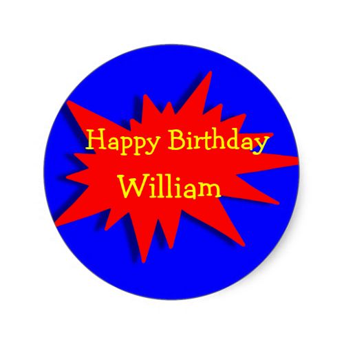 Great Superhero theme stickers, in red blue and yellow and so easy to personalize with a name or other text. Excellent for kids party projects such as D I Y cup cake toppers, favor labels .... #cute #theme #party #personalized #birthday #superhero #superheroes #party #projects #diy #red #kids #pictures #images #colorful #decor #customize #name #happy #fun #blue #yellow #cupcake #toppers