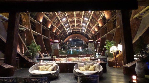 Vistas Lobby Bar at the Centara Grand Mirage Beach Resort Pattaya, Thailand