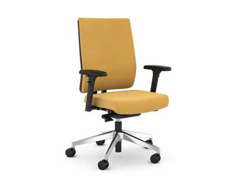 Кресло F1 сочетает в себе инженерные технологии с непревзойденным соотношением цены и функциональности. Дизайнер Rainer Bachschmidt в сотрудничестве с командой дизайнеров VIASIT создали модульные программу 3-х рабочих кресел. Кресло F1 является идеальным проектным креслом, обеспечивающим эргономичность.