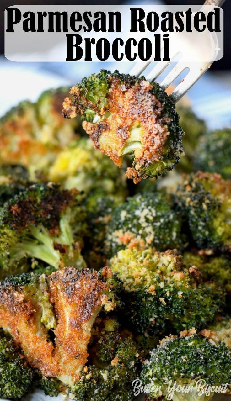 Parmesan Roasted Broccoli Roasted Vegetable Recipes Roasted
